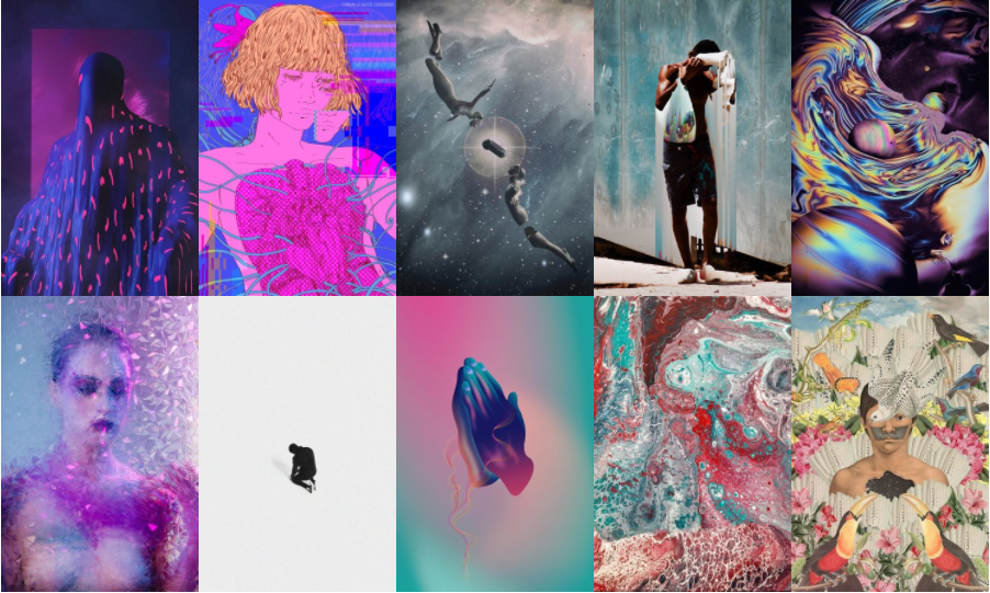 Winners of the Ello x Digital Decade Open Contest 2017
