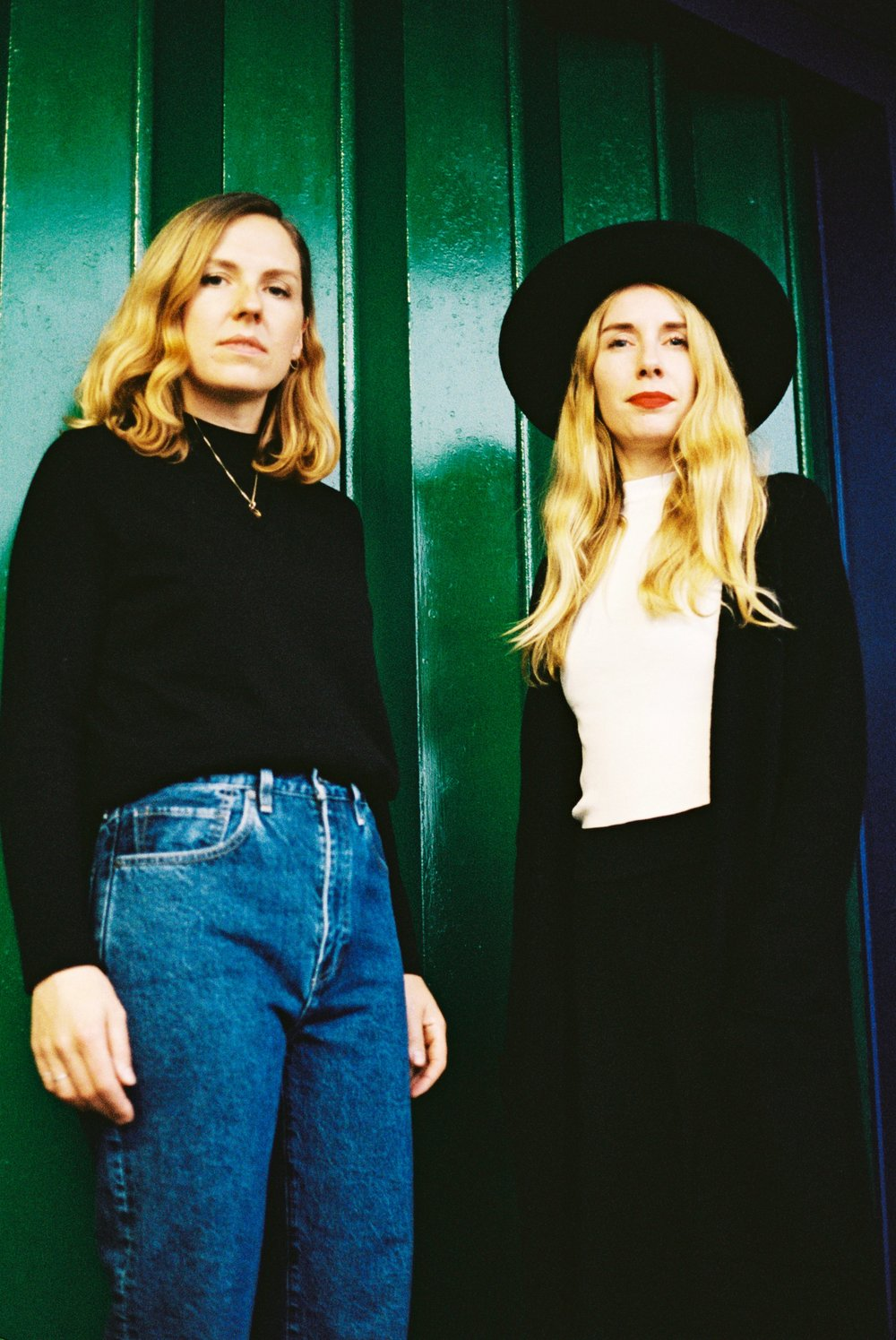 Grace Winteringham & Anna Murrayof Patternity