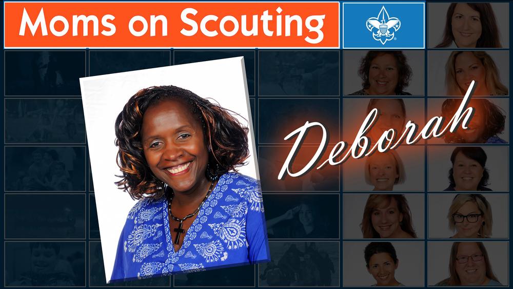 Deborah - Scout Mom