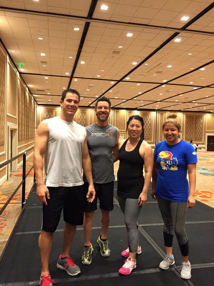 The workout with Tony Horton that changed everything.
