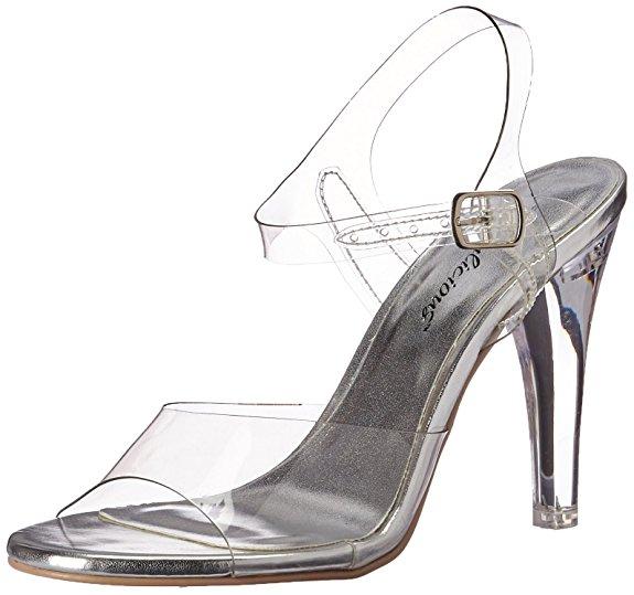 Acyrlic Heels -