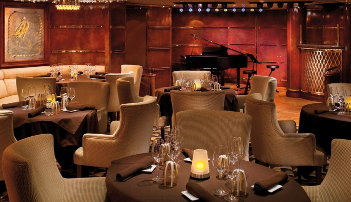 """The Stars Supper Club is cozy and intimate with delicious """"small bites"""", fabulous cocktails and live music."""