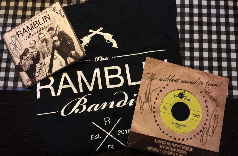 ramblin bandits carepackage