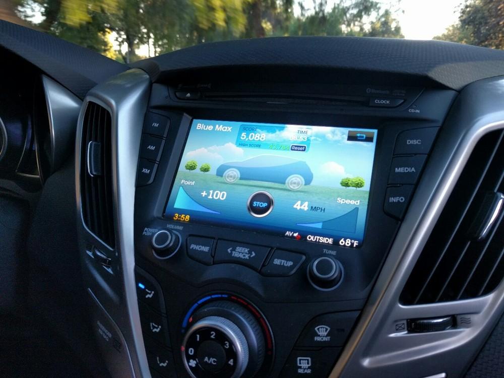 Gamification in a #Hyundai Velostar
