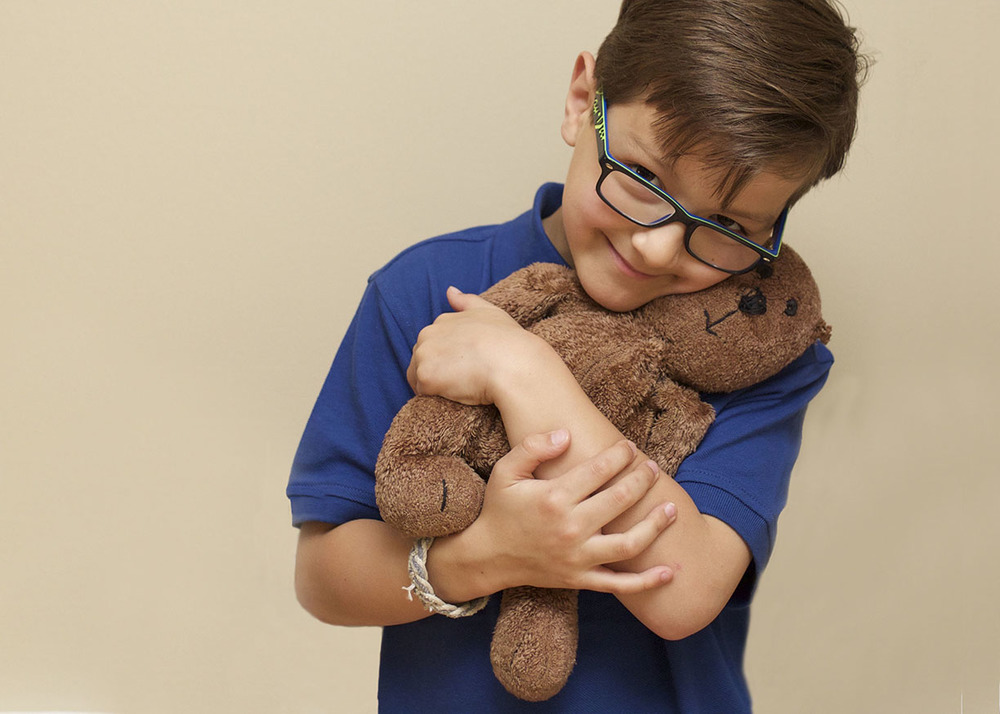 *Sweet boy with teddybear home studio shoot New Canaan Connecticut.jpg
