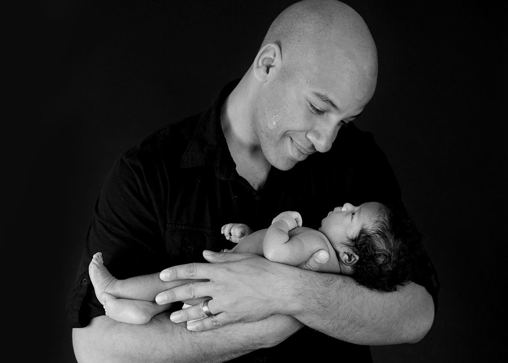 Father daughter black and white portrait.jpg