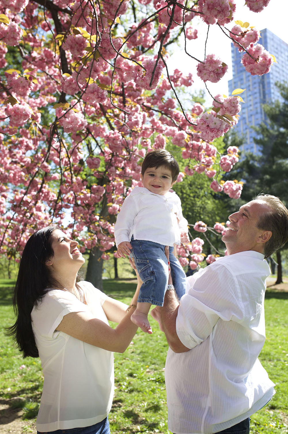 Central Park Cherry Blossom family photography.jpg