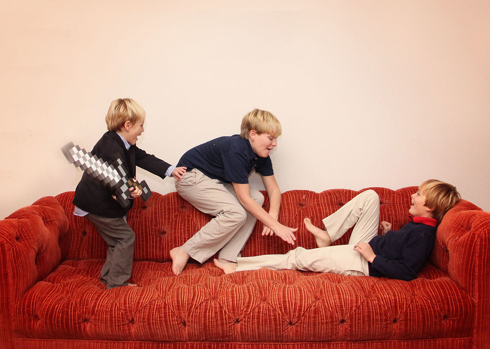 Boys playing home family photo shoots Darien.jpg