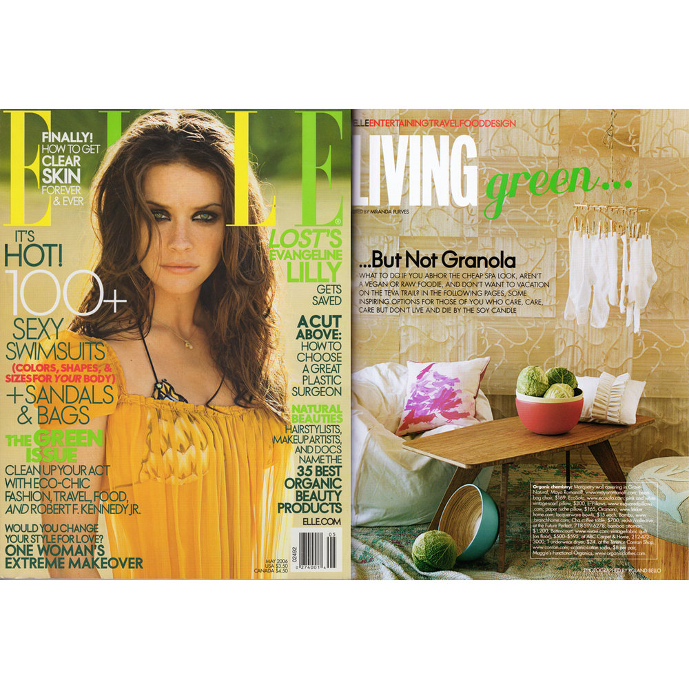 ELLE - Living Green