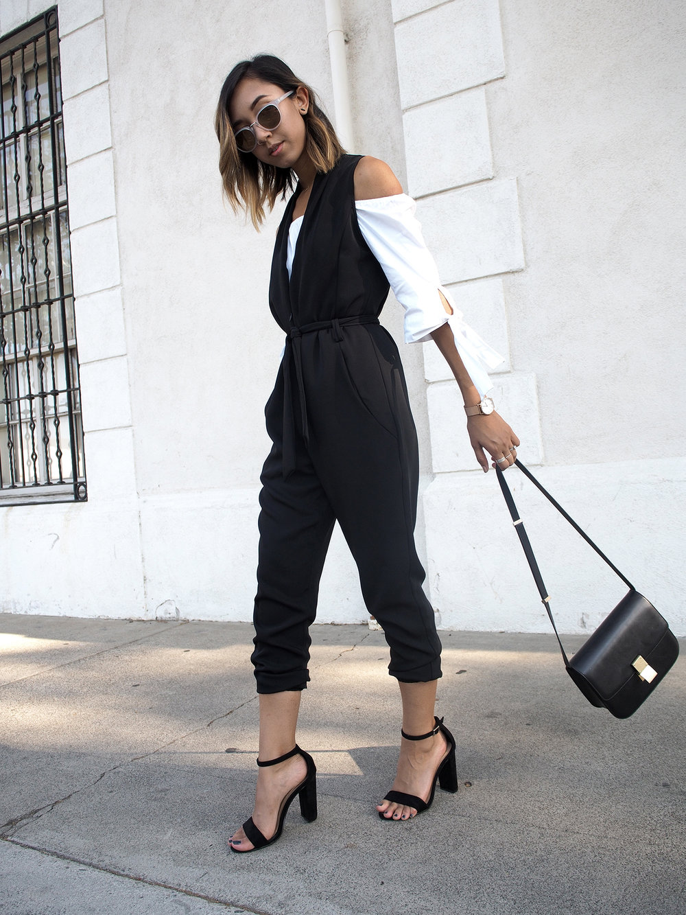 Stephanie Arant | Uniform Jumpsuit by art dept. clothing