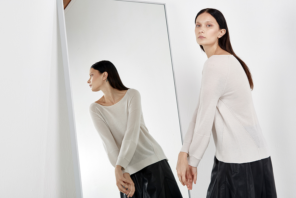Cashmere Sweater <br>$335