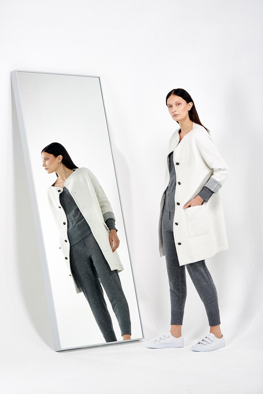 Cocoon Coat <br>$295