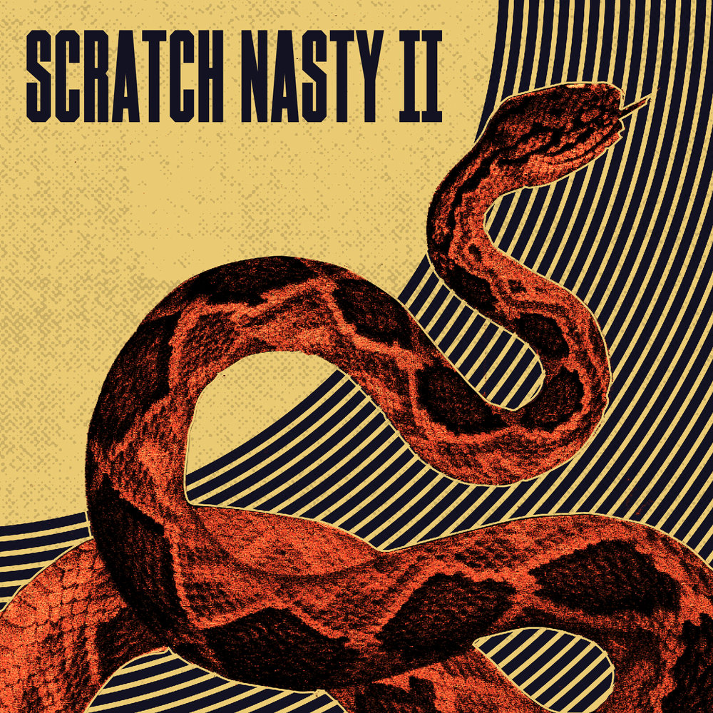 Click the snake to download Scratch Nasty II.
