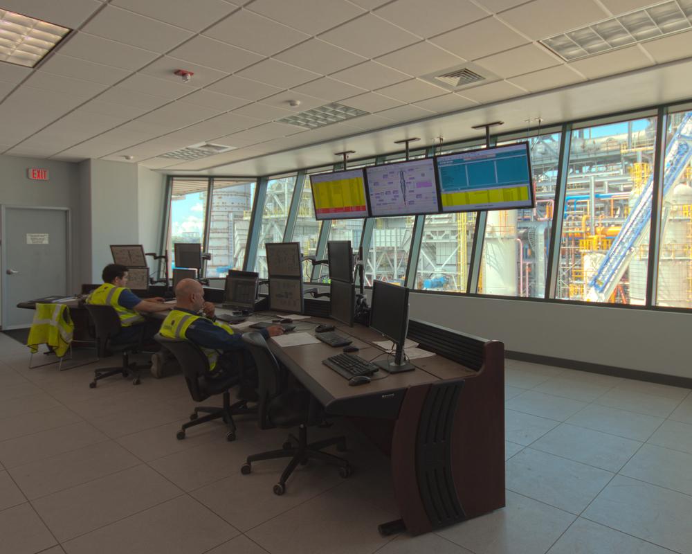 Wondrous Nucor Control Room Building Regal Largest Home Design Picture Inspirations Pitcheantrous