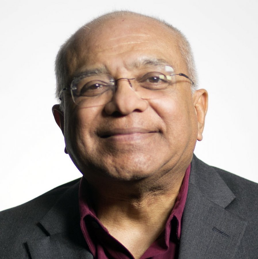 Srikumar Rao   Founder of The Rao Institute, Author, Speaker, Former Professor