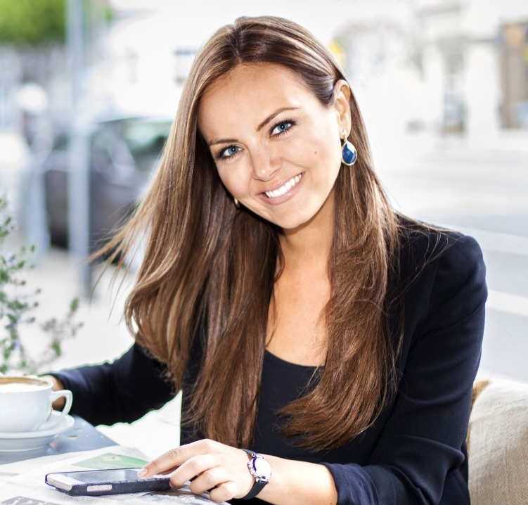 Nicole Lapin Financial Expert, Bestselling Author, Former CNN, CNBC Anchor