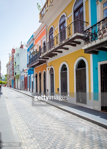 San Juan, Puerto Rico. I've been there once and loved it, and I plan on going back ASAP.