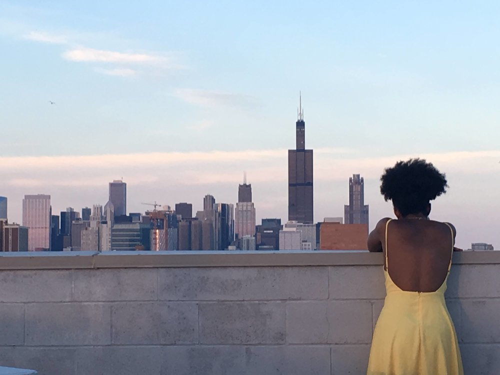 There's something about that skyline…