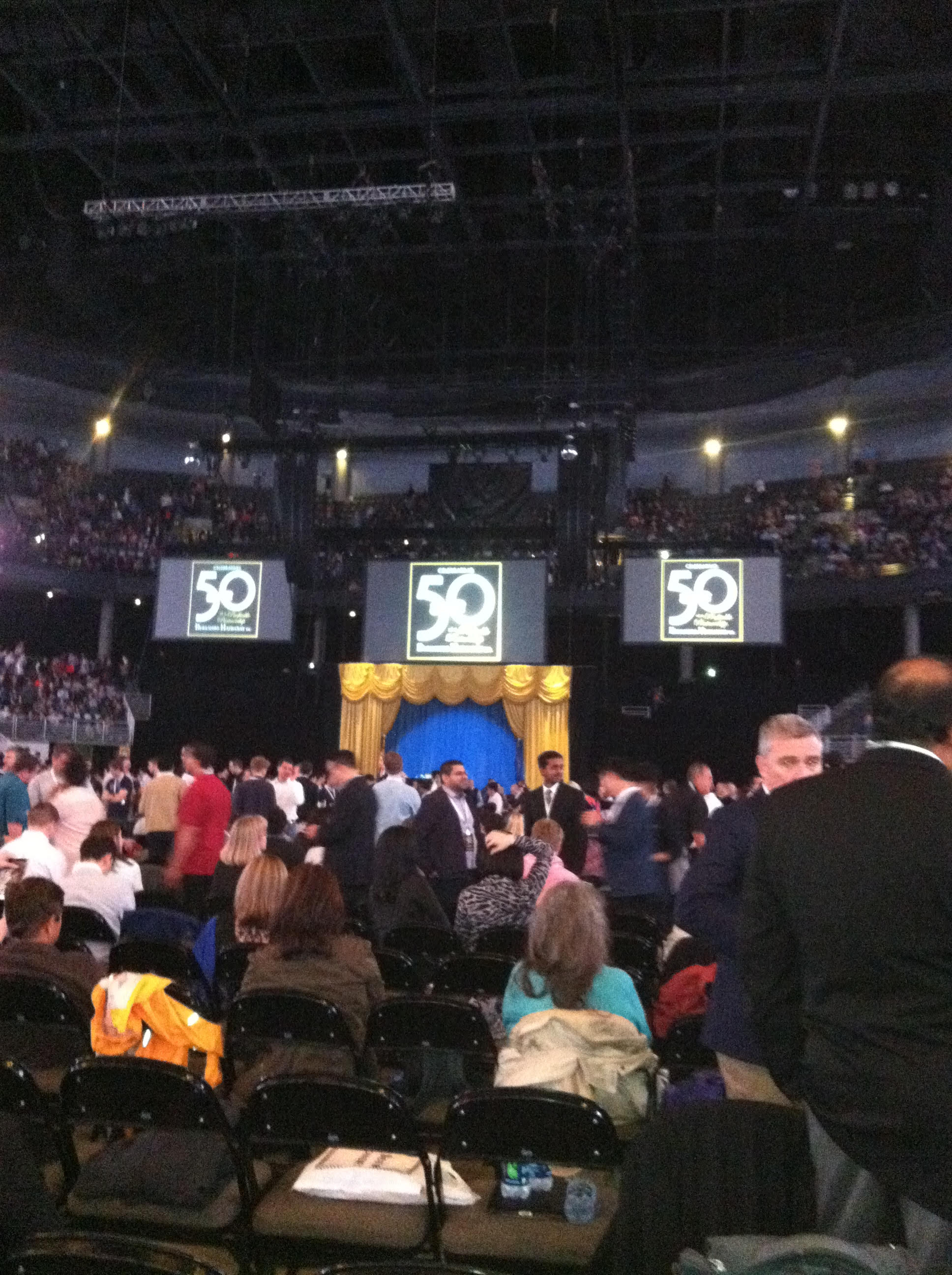 Berkshire Hathaway 50th annual meeting