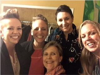 Carolyn Phillips,  Natalia Zukerman ,  Erika Luckett , Kristin Davidson, and  Mandy Rowden  --  Songs for the Soul , Santa Fe, NM