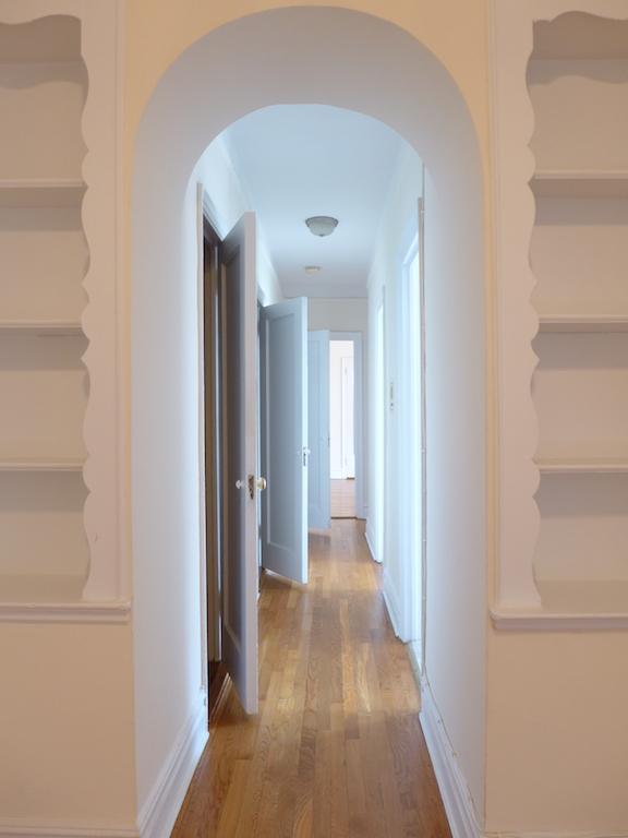 Hallway Closets, 50 Ocean Parkway