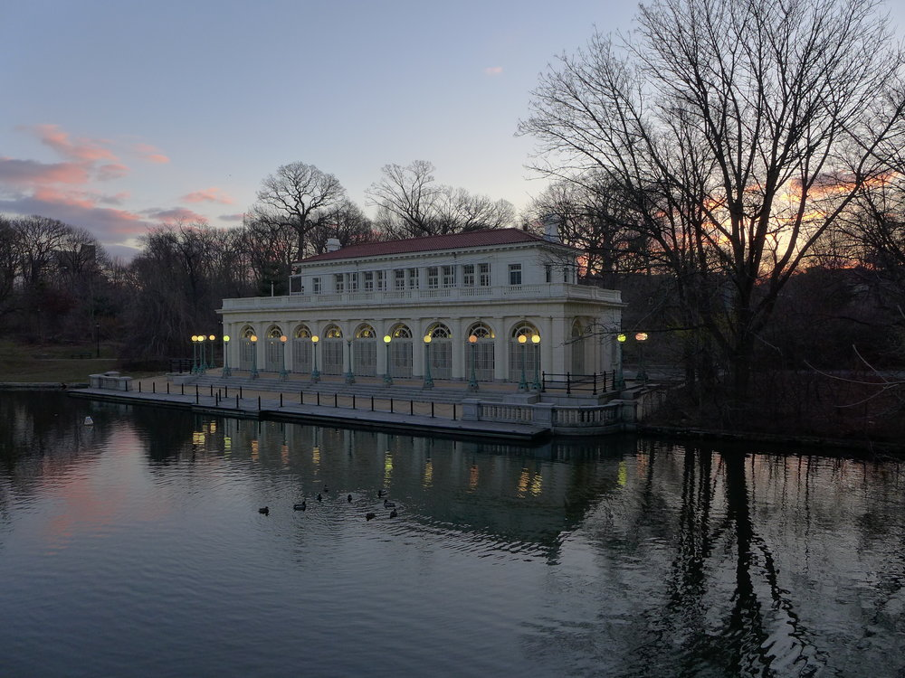 Audubon Boathouse, Prospect Park