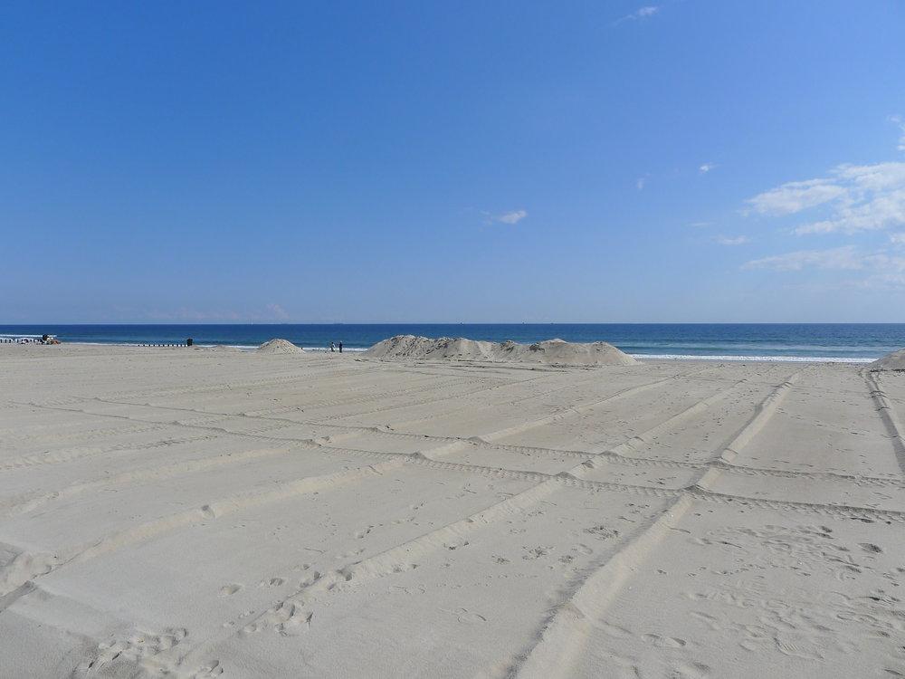 New Sand, Rockaway