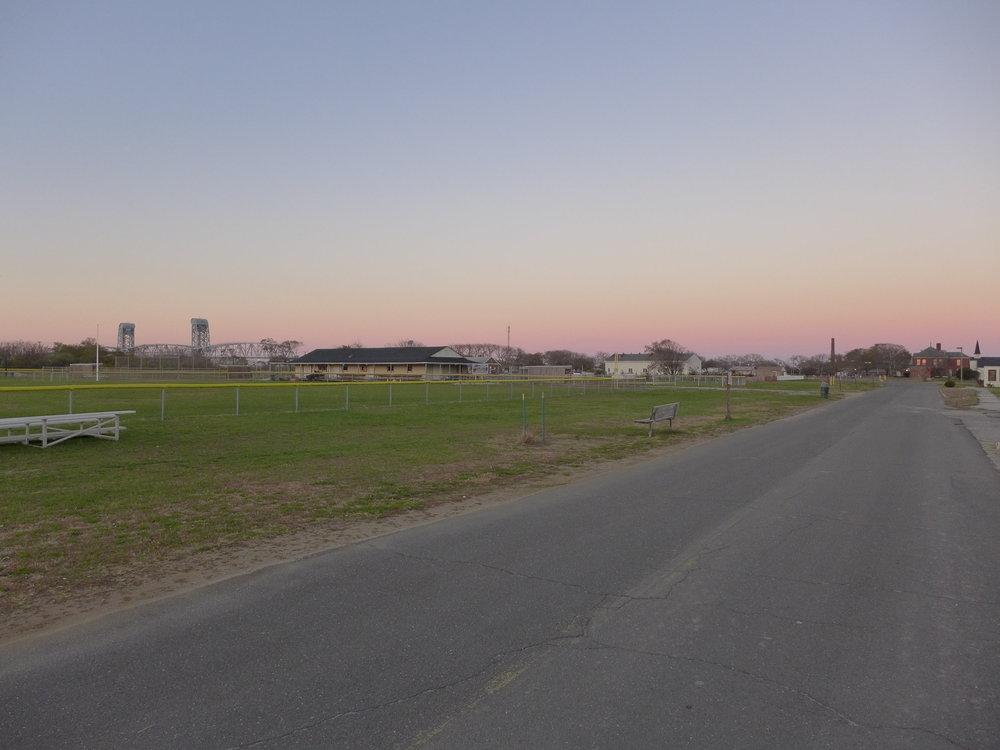 Ft. Tilden Sunset
