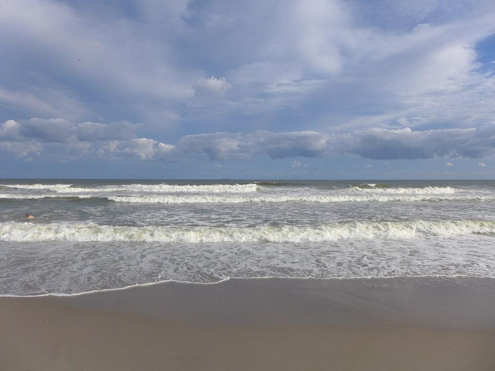 Atlantic Ocean at Ft. Tilden