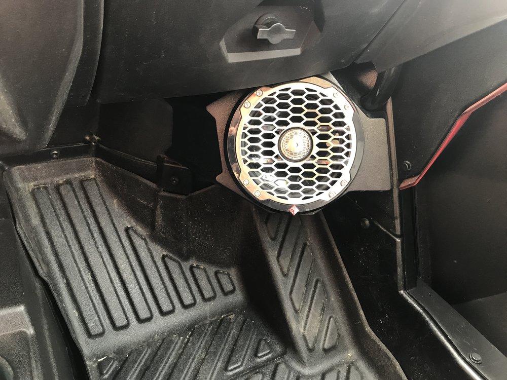 Rockford Speaker System