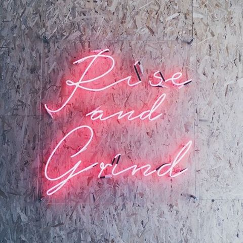 Let's do this 💪 #goodmorning #saturdayhustle #riseandgrind