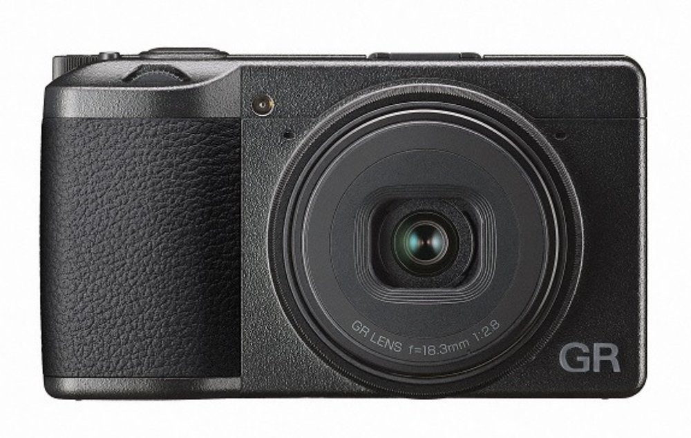 The recently announced Ricoh GR III