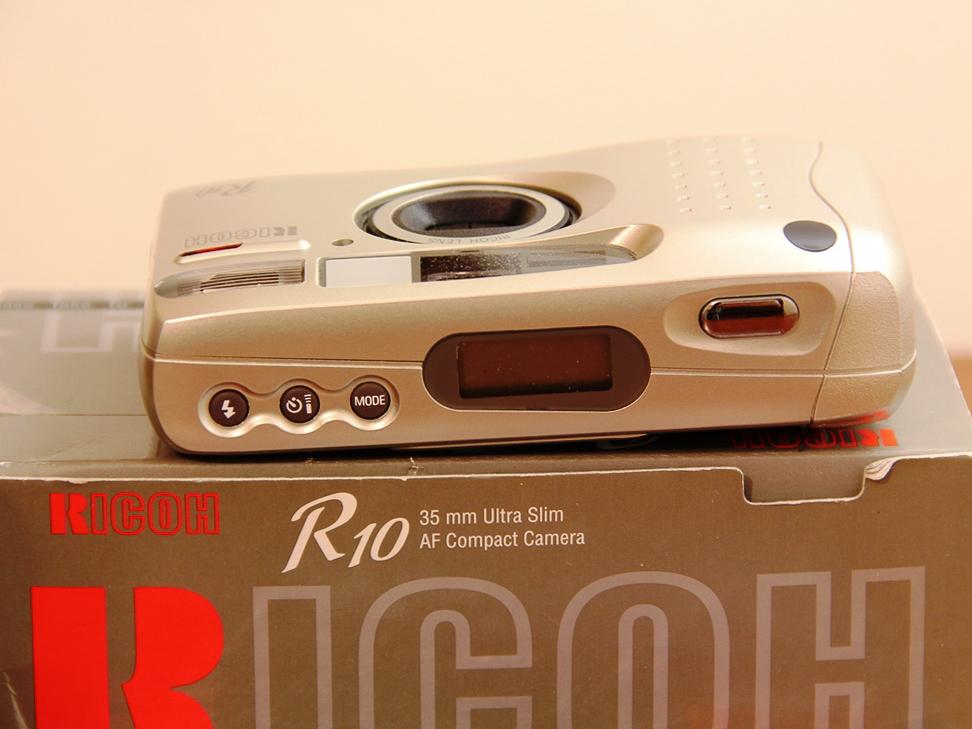 My Ricoh R10