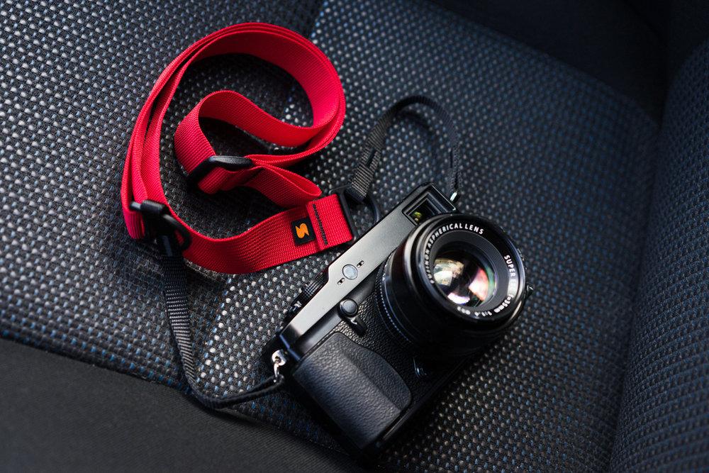 Simplr F1 Sling-Style Camera Strap