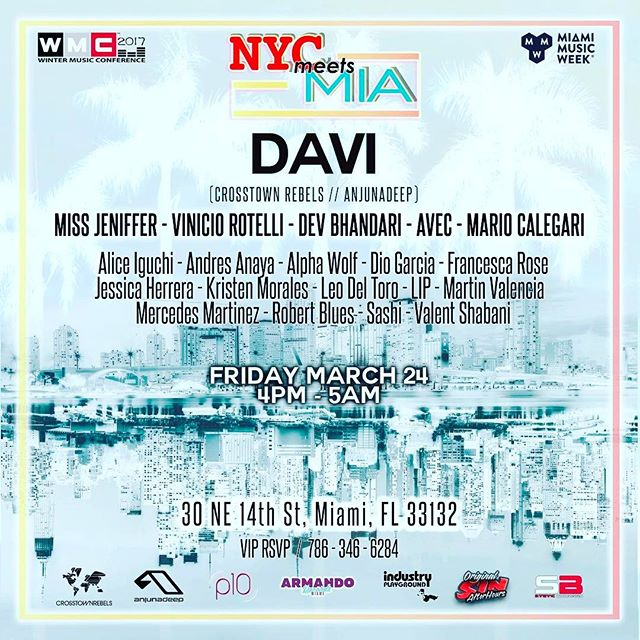 DAVI this FRIDAY, LIP too! LA, NYC joining the MIAMI crew. Ticket info is in my info, Armando Records the hot spot to be. Presence suggested good times vested! #djLIP #LiPSiCK #Lareina