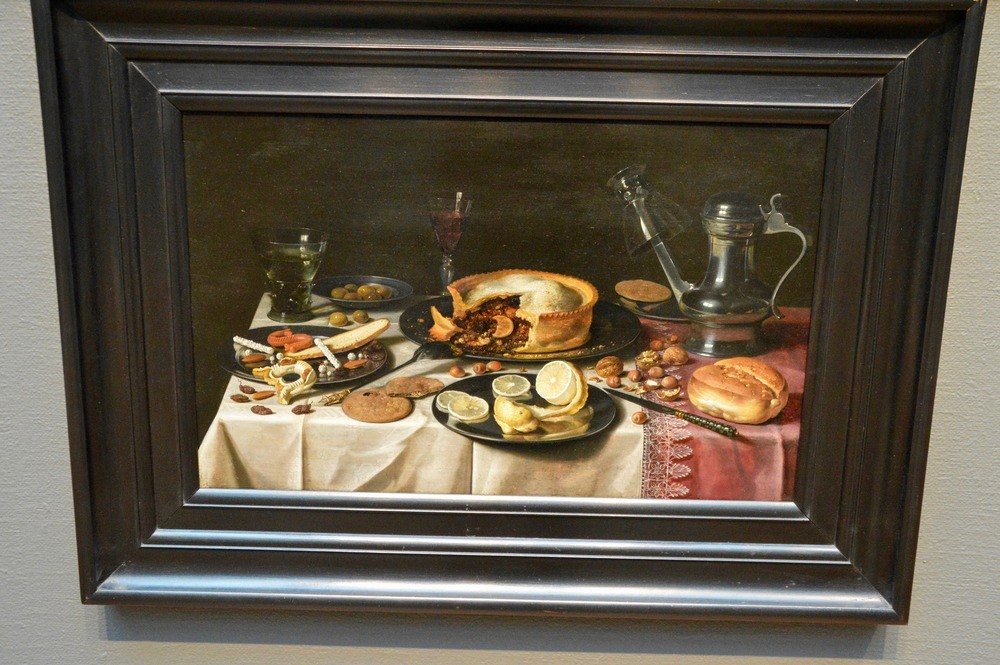 "Pieter Claesz  ""Still Life""  (1597-1660)"