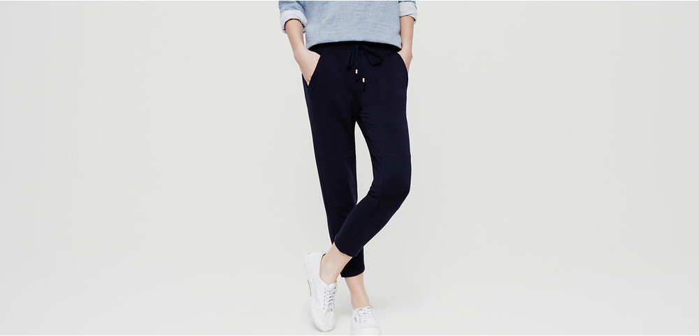 Lou & Grey Form Zen Bounce Upstate Sweatpants