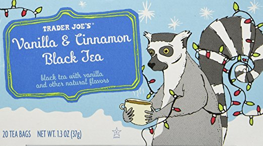 Trader Joe's Vanilla & Cinnamon Black Tea