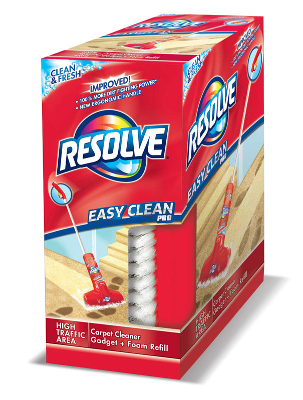 Resolve® Easy Clean Pro Carpet Cleaner