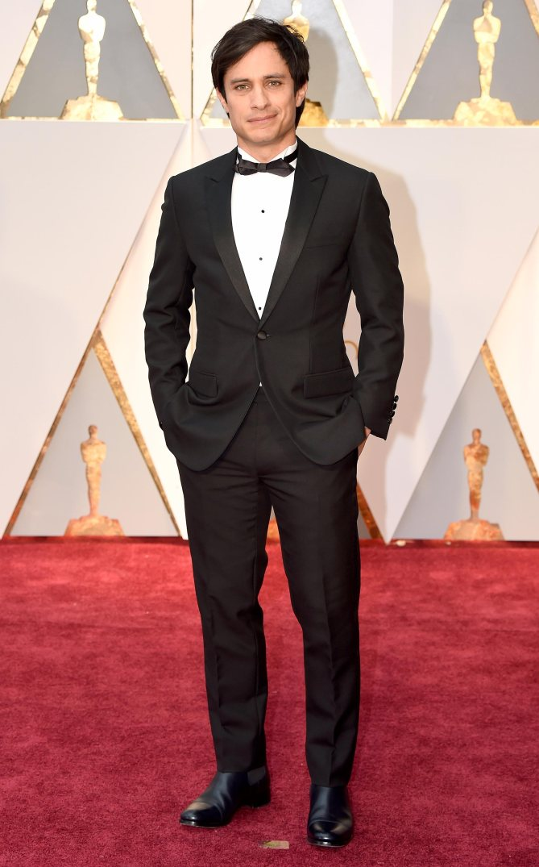Gael Garcia Bernal in Dior Homme