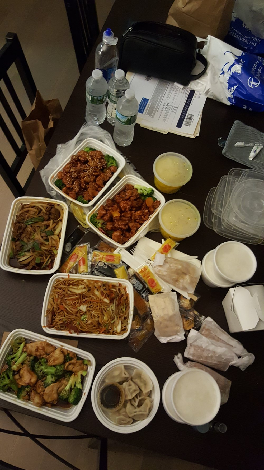 Chinese Takeout at it's finest! -
