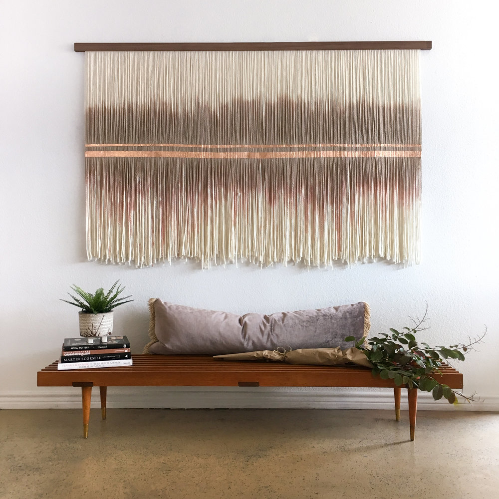 Laura Williams Art Large Tapestry