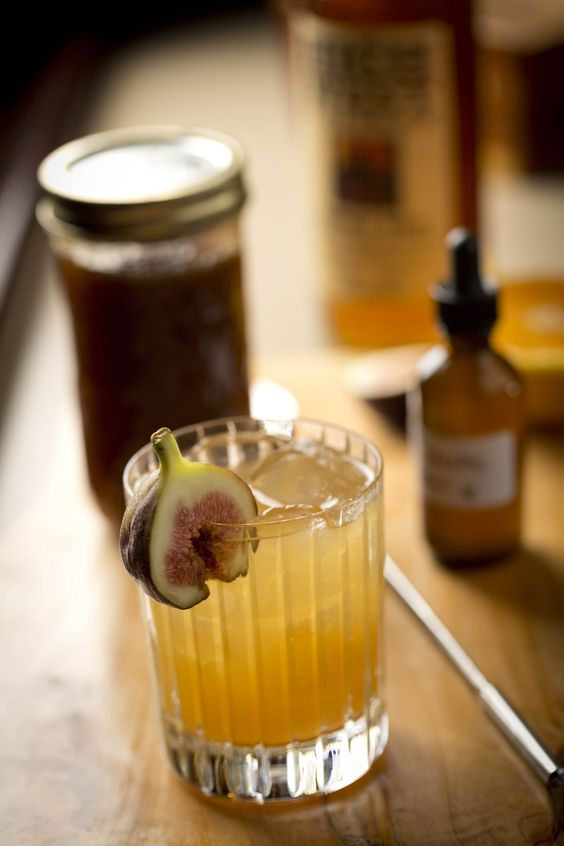 MeeMaw's Fig Jam Old Fashioned - (Slide 6) - by River Bar featured in Town & Country