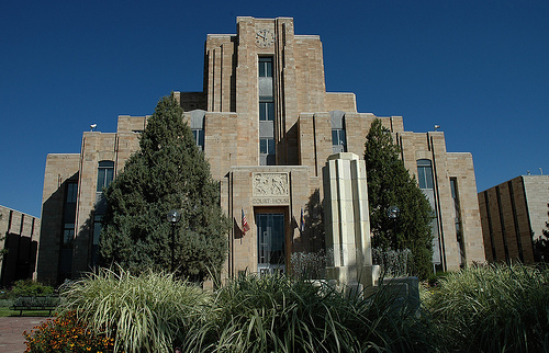Boulder County Courthouse - Colorado, USA