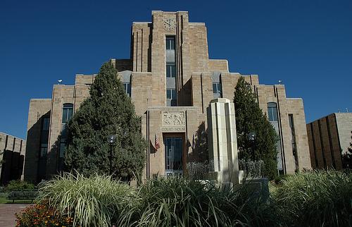 Boulder County Courthouse - Colorado, USA