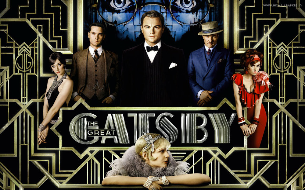 Baz Luhrmann's The Great Gatsby, 2013