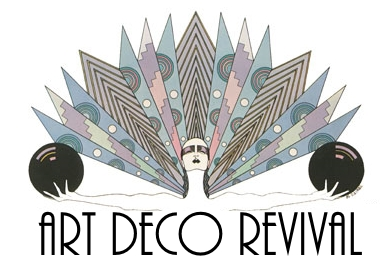 art deco revival