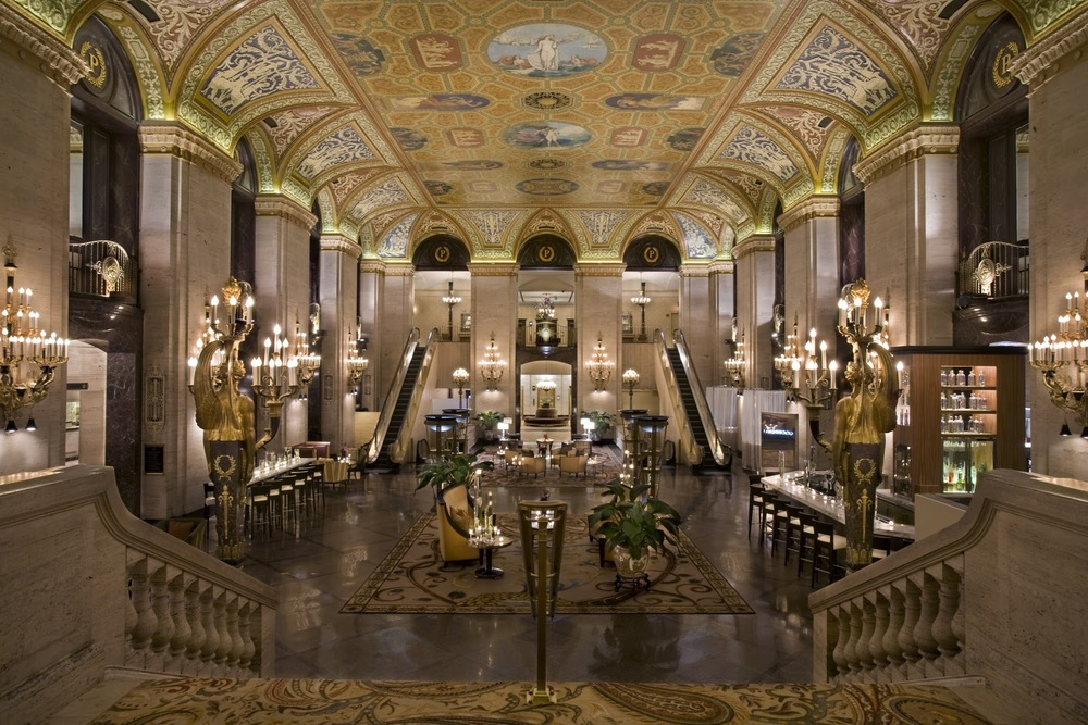Palmer House Hotel, Chicago