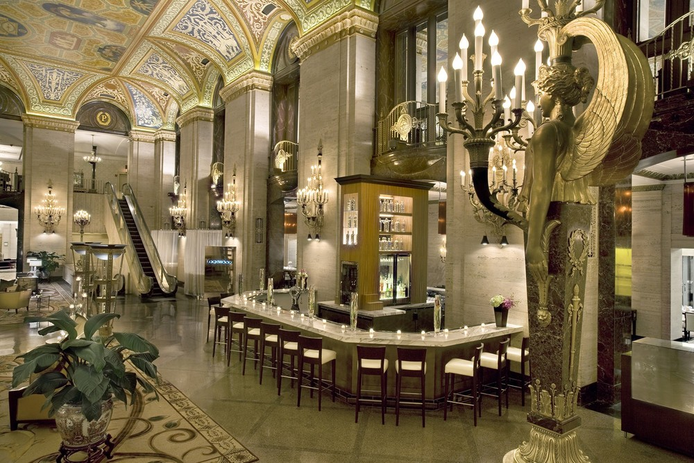 Hotels Near Palmer House Hilton Chicago Il