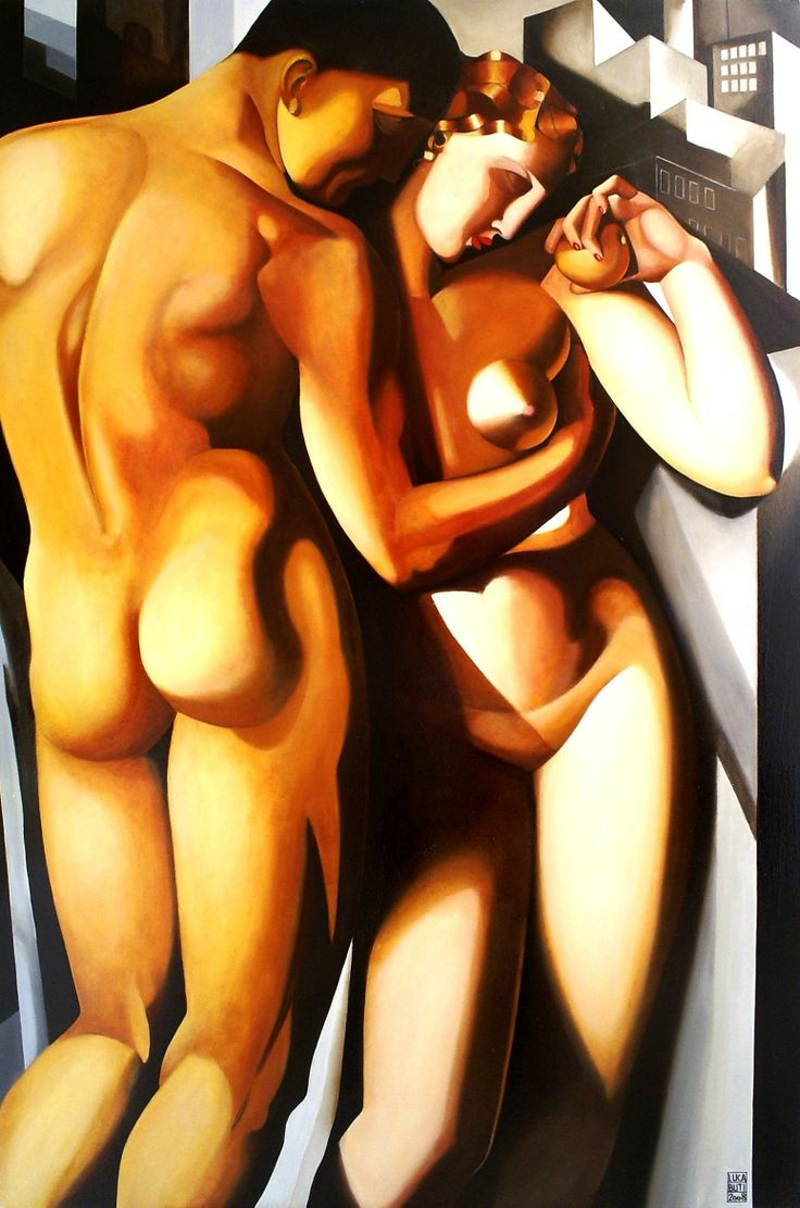 """Adam and Eve"" 1932"
